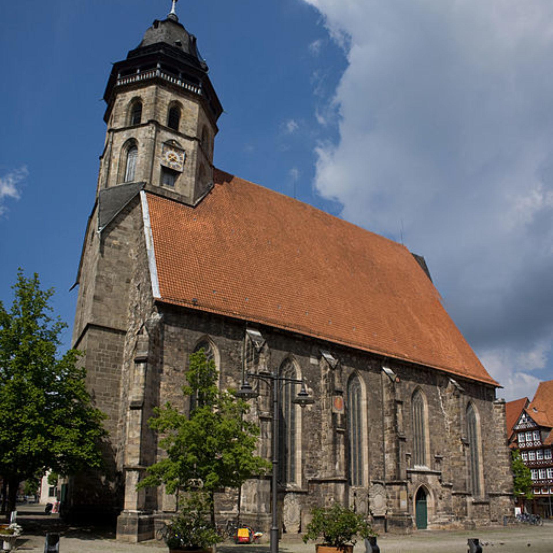Blasiuskirche, Hann. Münden