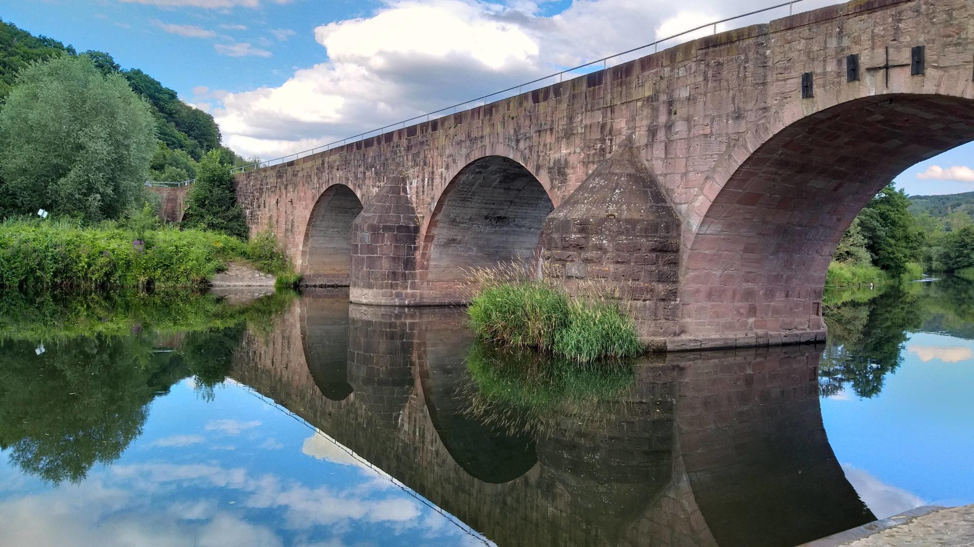 Brücke der Einheit Vacha