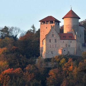 Burg Normannstein Treffurt © Manuela Hahnebach