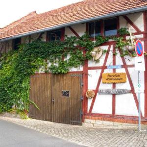 Museum in Frankenroda direkt am Werratal-Radweg