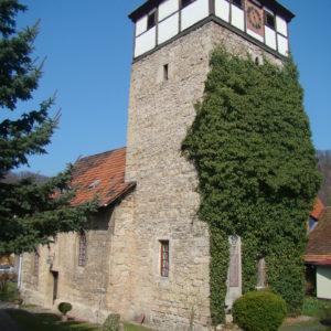 St. Katharinenkirche Frankenroda © E. Lämmerhirt