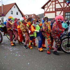 Wasunger Karnevalsumzug