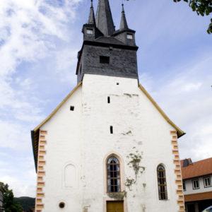 Kirche Schwallungen © PPS Medienstudio Jan Heineck