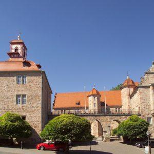Landgrafenschloss Eschwege