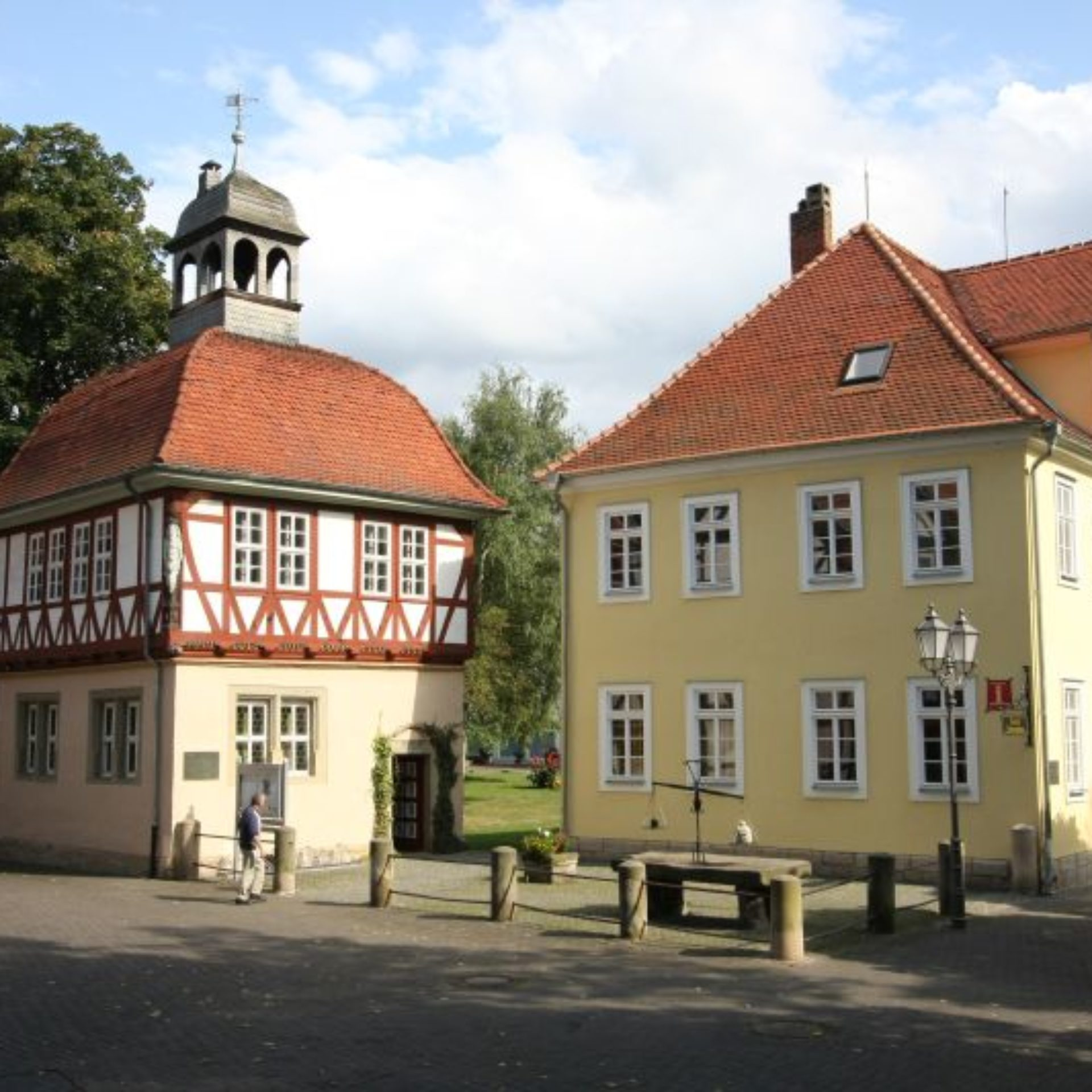 Pfennigstube und Salzamt Bad Sooden-Allendorf