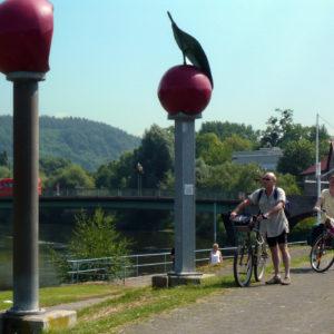 Radfahren Kirschenstadt Witzenhausen © Pro Witzenhausen GmbH