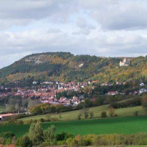 Treffurt-Werratal-Herbst-Normannstein