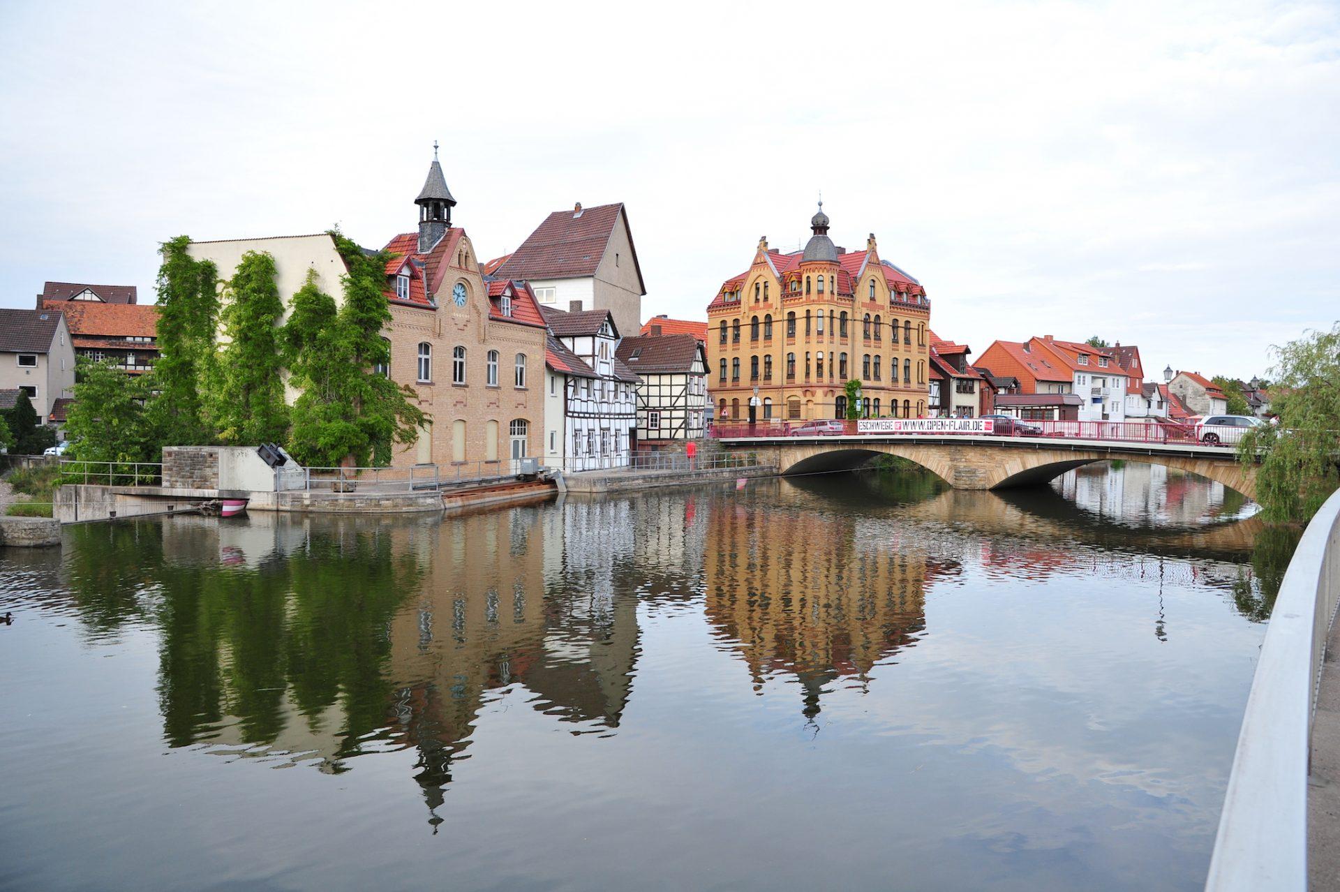 Eschwege, Werrabrücke