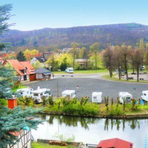 Wohnmobilstellplatz Franzrasen Bad Sooden-Allendorf