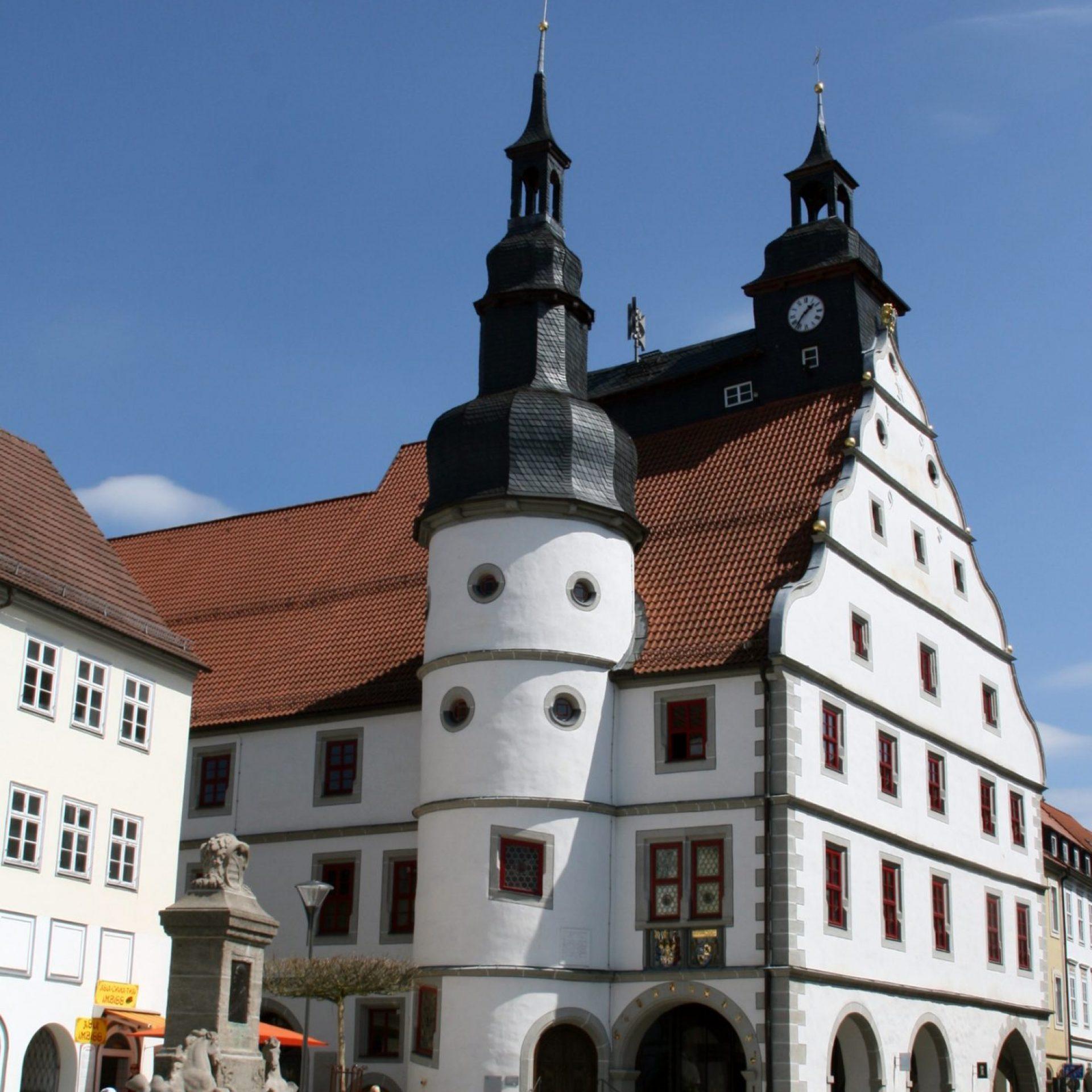 Rathaus Hildburghausen