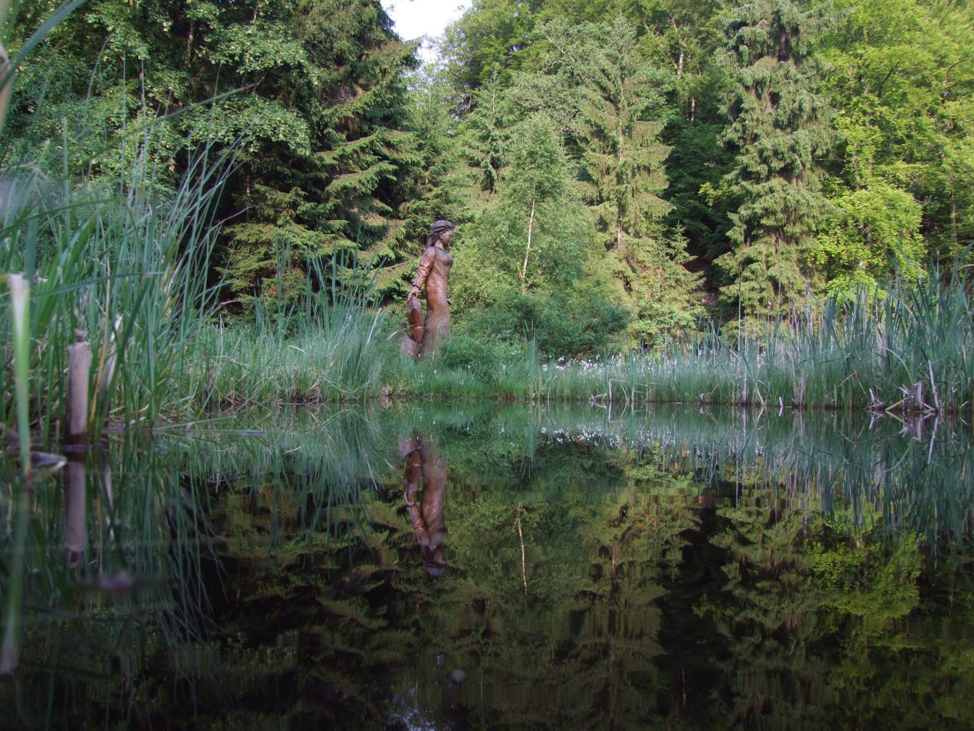 Frau-Holle-Teich