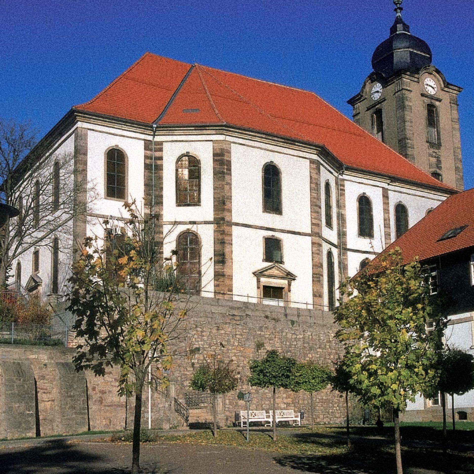 Christuskirche Hildburghausen