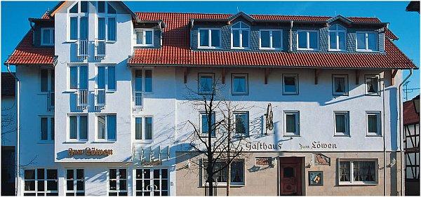 Göbel's Hotel zum Löwen, Friedewald
