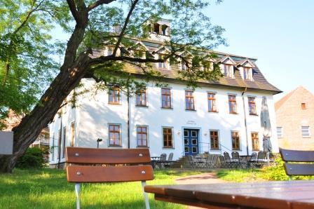 Biohotel und Biorestaurant Stiftsgut Wilhelmsglücksbrunn