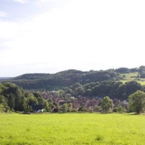 Nazza vom Haineckweg © Welterberegion Wartburg-Hainich/Clemens Scherrers