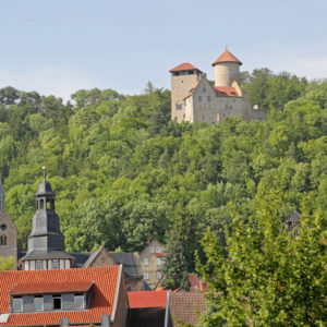 Burg Normannstein, Treffurt © Joachim Newger/ Thüringer Tourismus GmbH