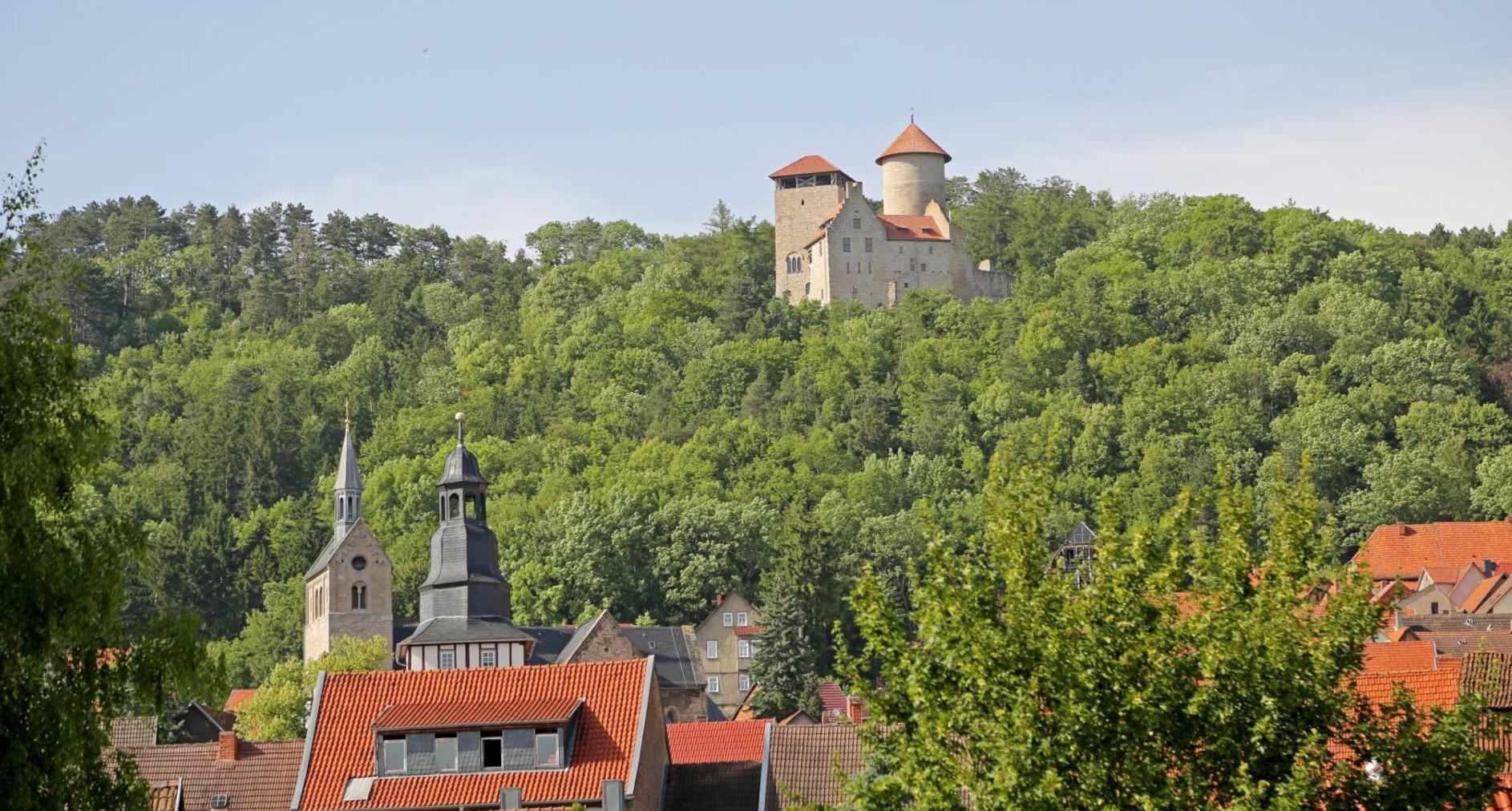 Burg Normannstein, Treffurt