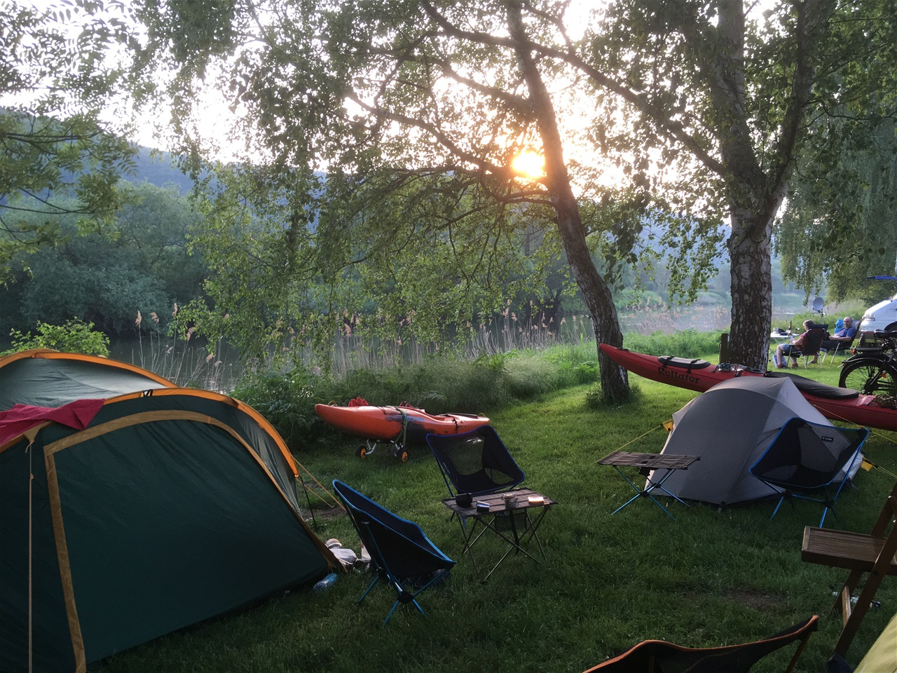 Campingplatz Altenburschla