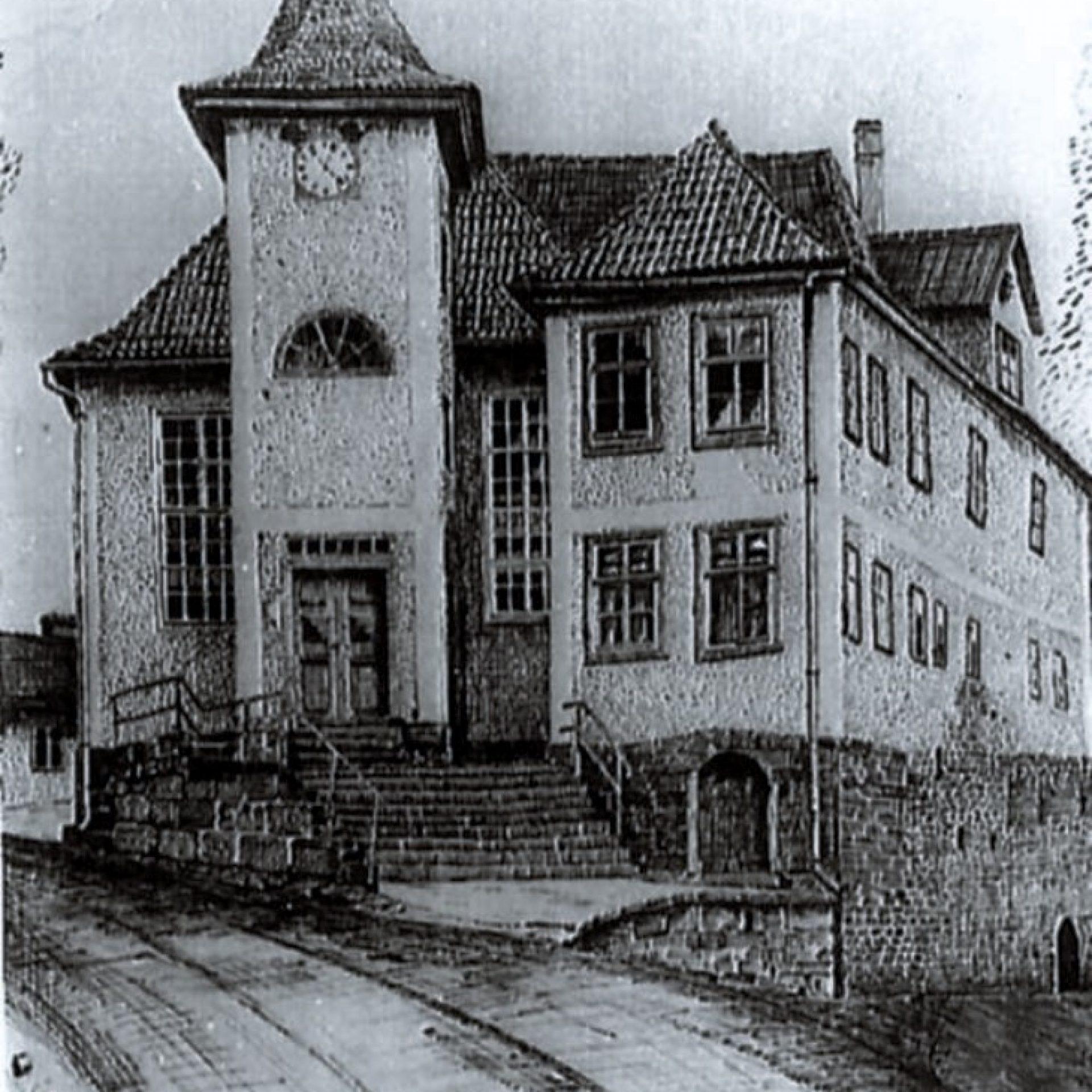 Synagoge Walldorf