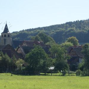 Kirche Merkers © Werratal Touristik e. V.