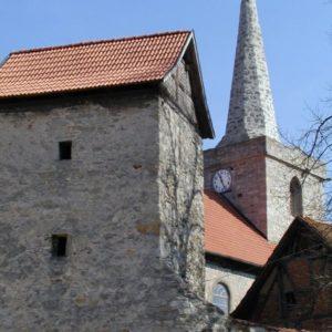 Kirche in Einhausen