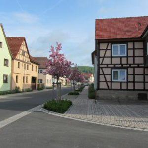 Einhausen Abzweig Radweg