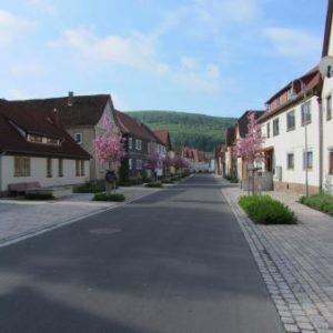 Einhausen Straße der Einheit