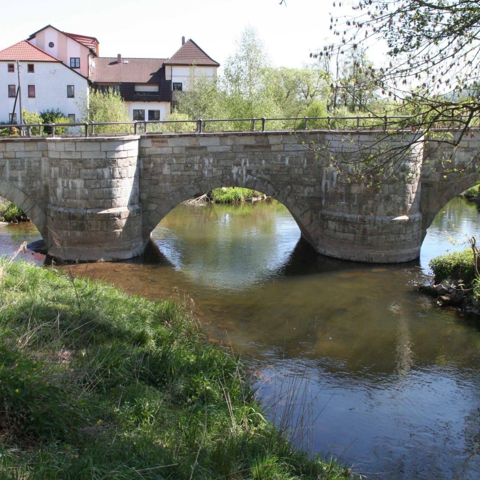 Werrabrücke Einhausen