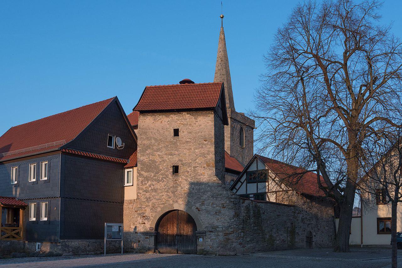 Kirchenburg Einhausen