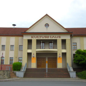 Kulturhaus Dorndorf