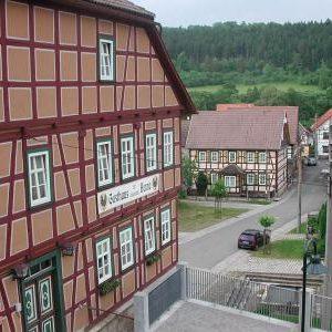 Leutersdorf Ortskern