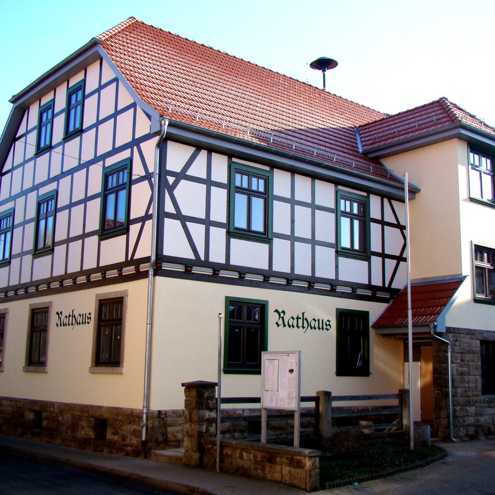Rathaus Mihla, Museum