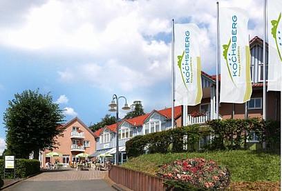 Integrationshotel Kochsberg bei Grebendorf/Eschwege