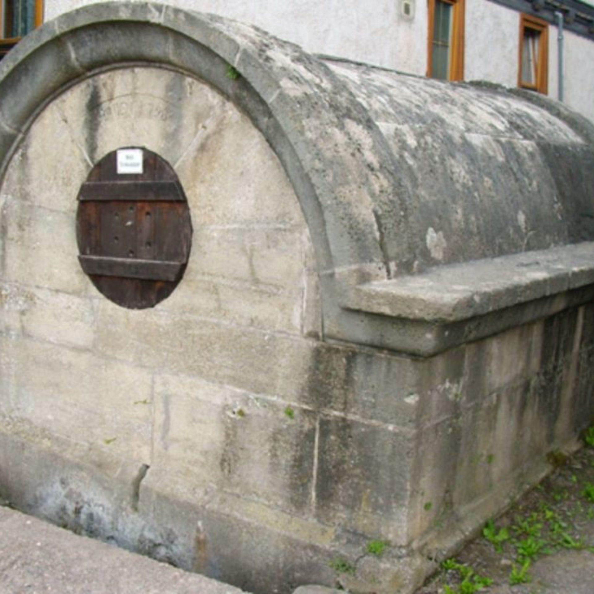 Gewölbebrunnen Walldorf