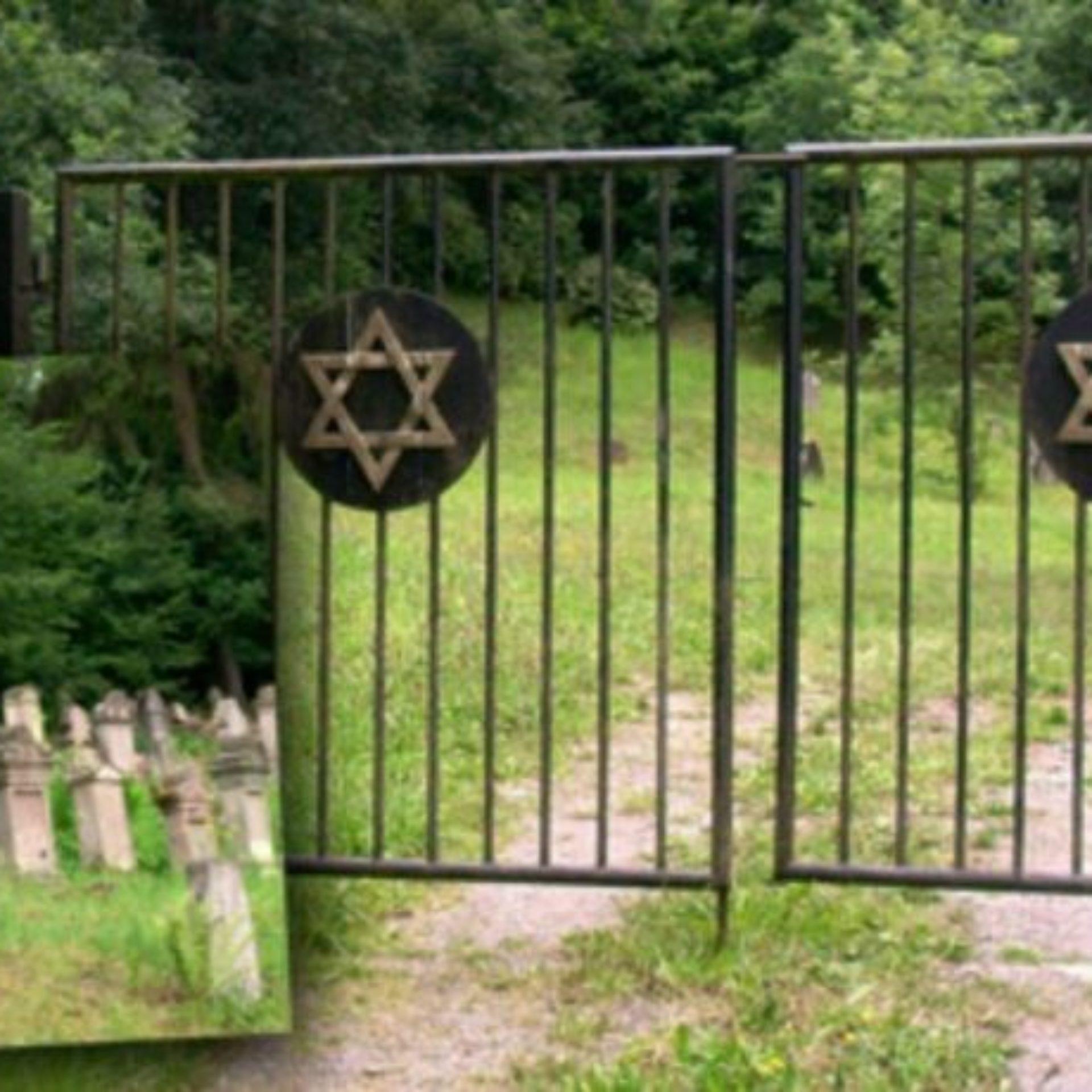Jüdischer Friedhof Walldorf