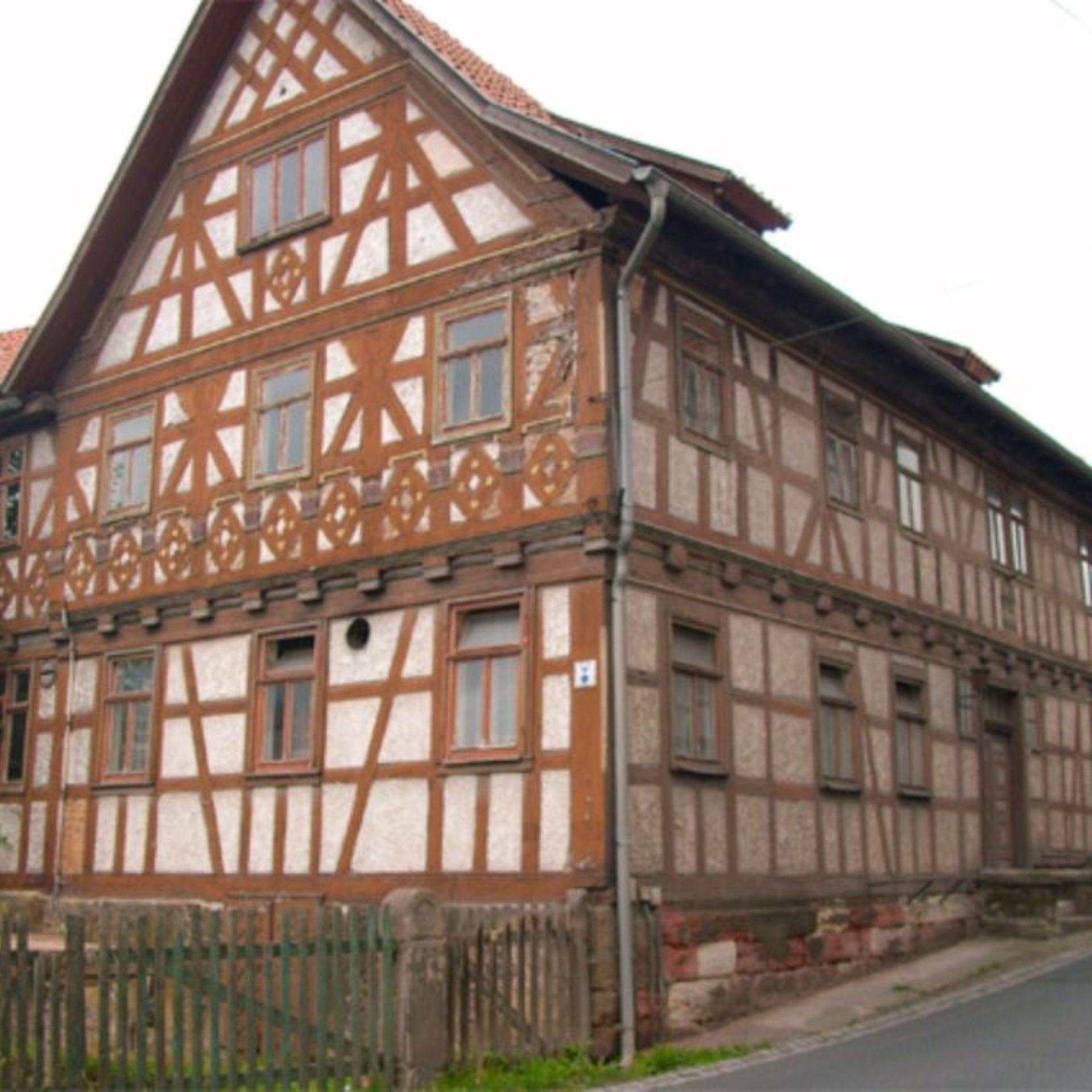 """Wirtshaus """"Zum freien Ritter"""" Walldorf"""