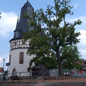 Kirche in Untersuhl/Gerstungen