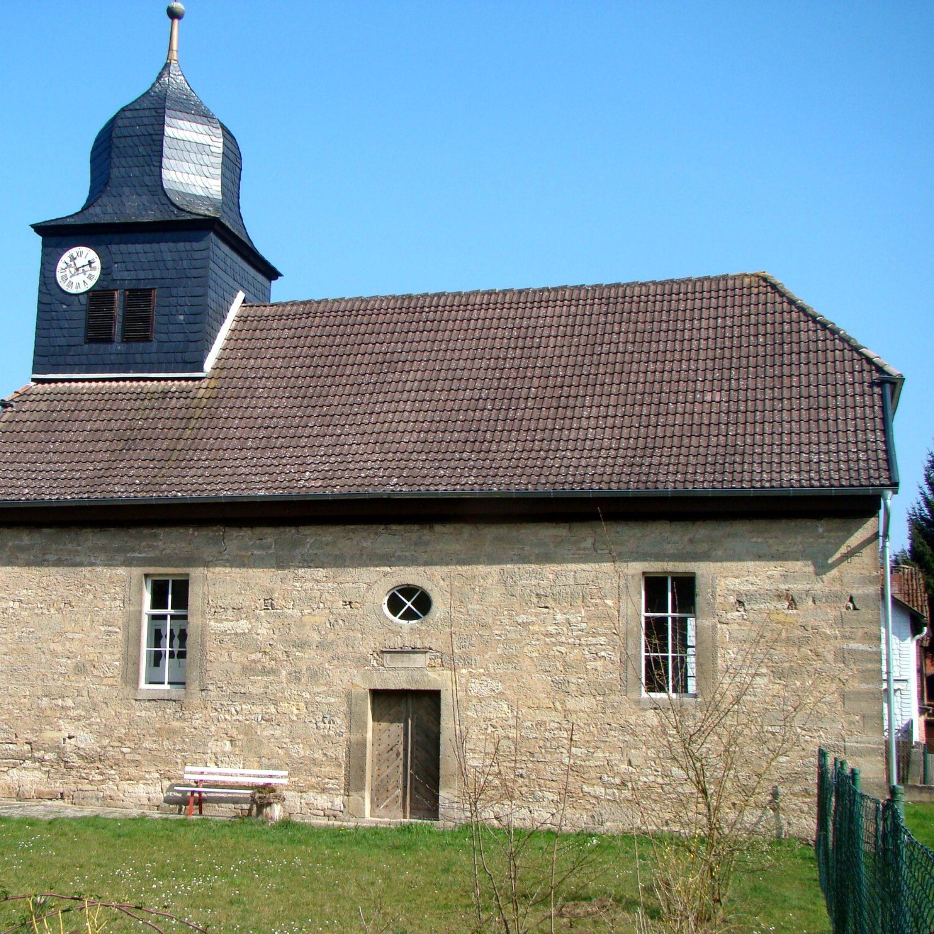 Dreifaltigkeitskirche Ebenshausen © E. Lämmerhirt