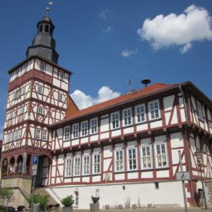 Rathaus in Treffurt