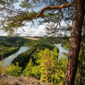 Hohewarte Stauseeweg © Regionalverbund Thüringer Wald e. V.