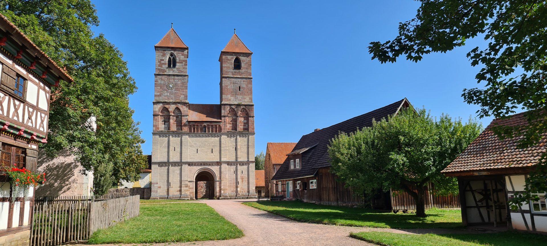 Kloster Veßra © Hennebergisches Museum Kloster Veßra