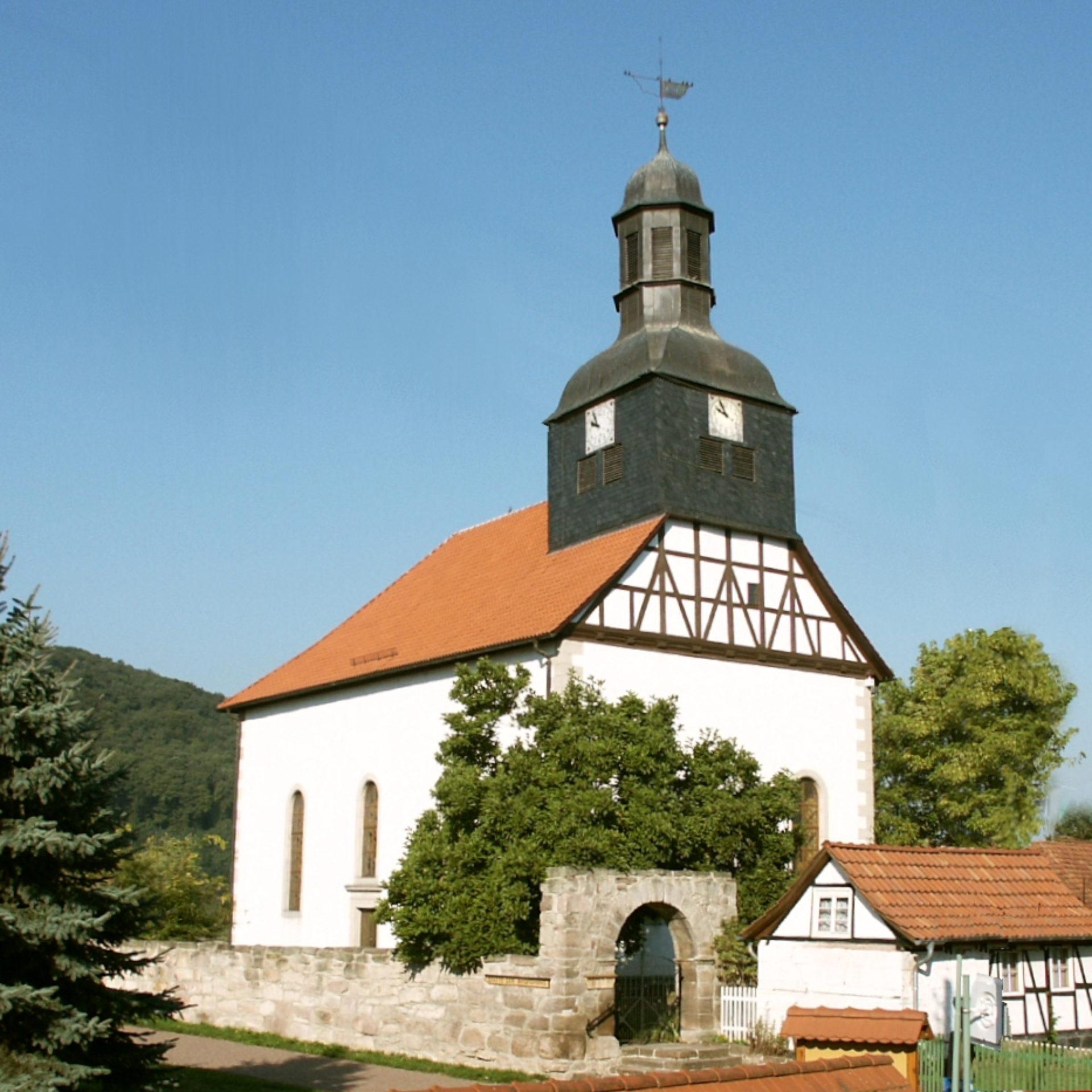 Margareten-Kirche Wahlhausen © Stefan Stadolka