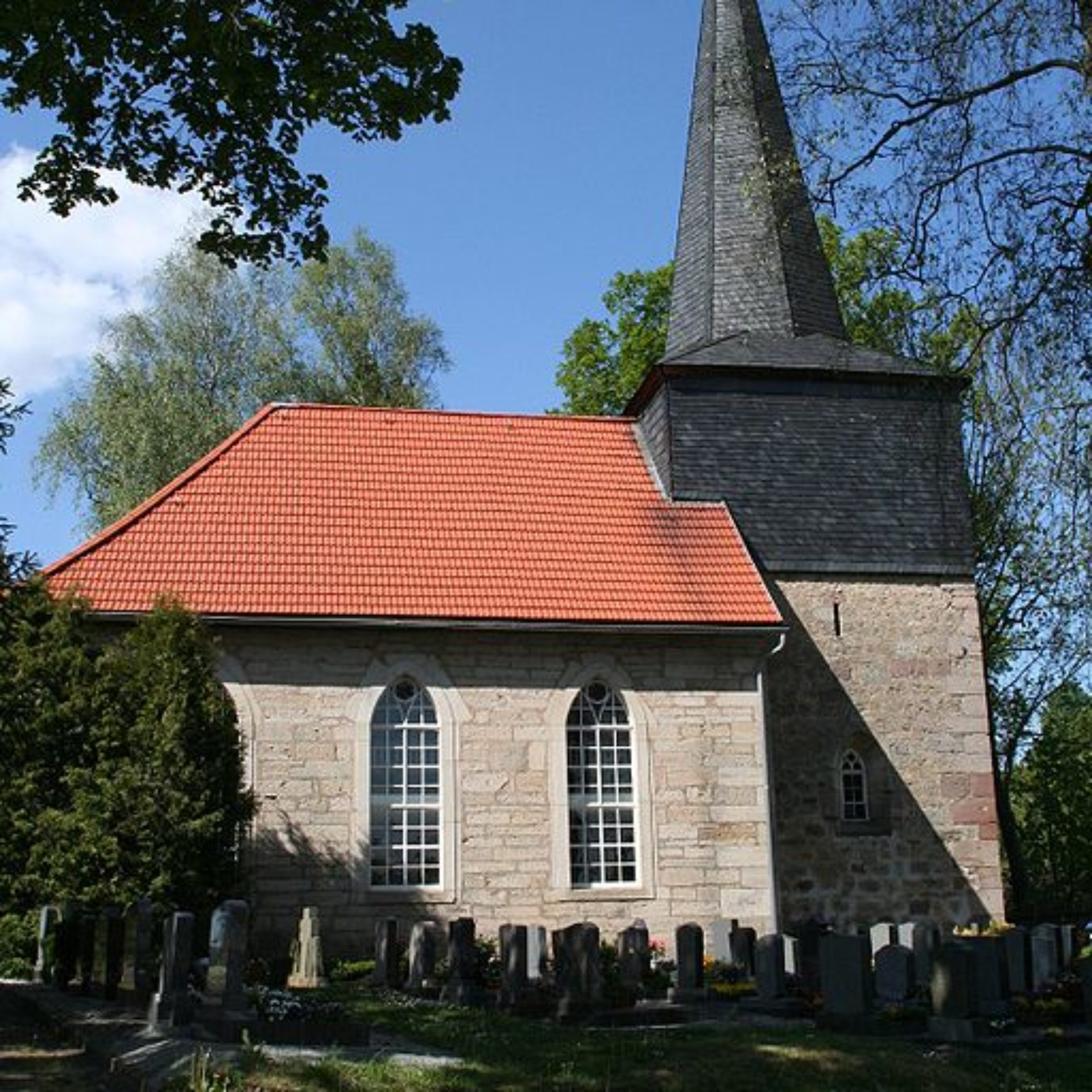 Ev. St. Veitskirche Veilsdorf
