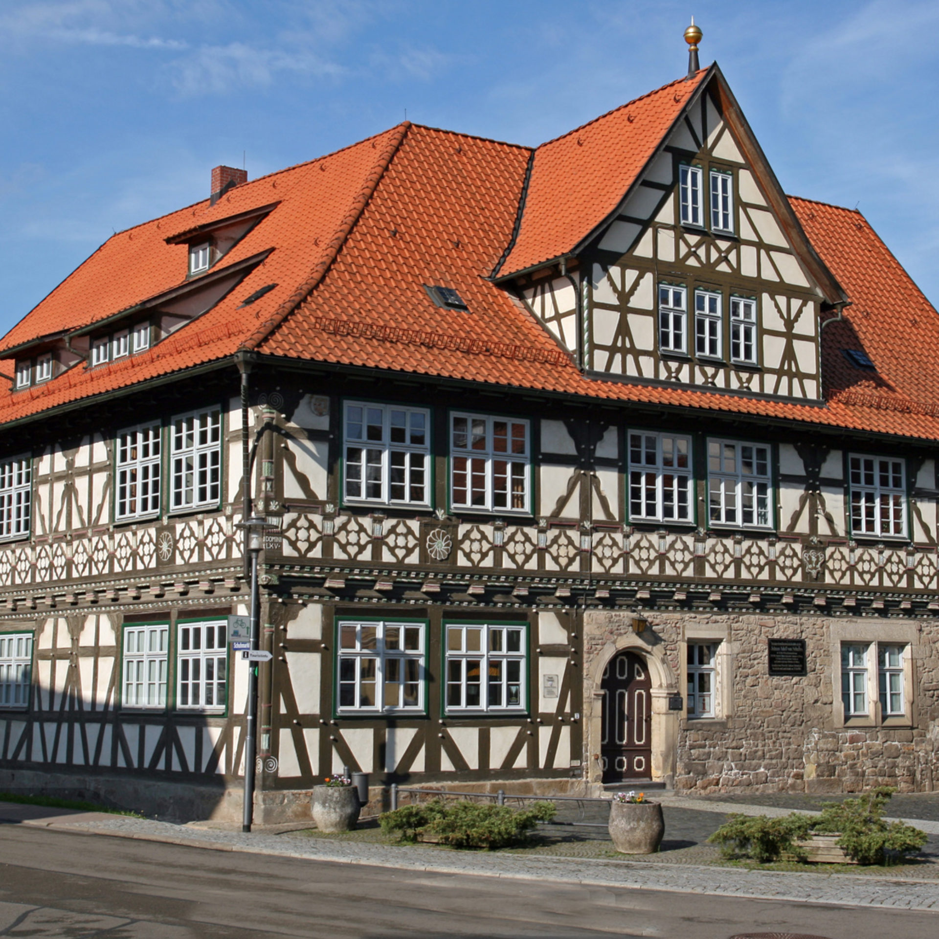 Amtshaus in Themar © Touristinfo Themar