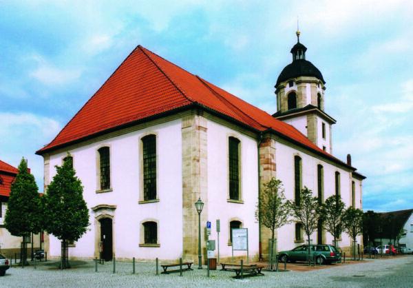 Evangelische Kirche Bad Salzungen